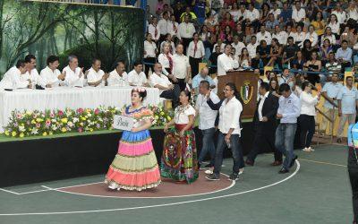 Arranca en Sinaloa el Primer Congreso Nacional de la Nueva Escuela Mexicana.