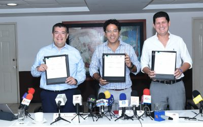 Impulsará Gobierno de Sinaloa la construcción de escuelas sustentables a través de nuevos procesos constructivos.