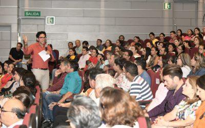 En Los Mochis se realizó el Foro Regional de Consejos Escolares de Participación.