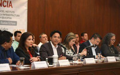 Avanza en calidad, cobertura, permanencia y sistema de gestión el sector educativo en Sinaloa: Juan Alfonso Mejía López.