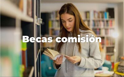 BECAS COMISION