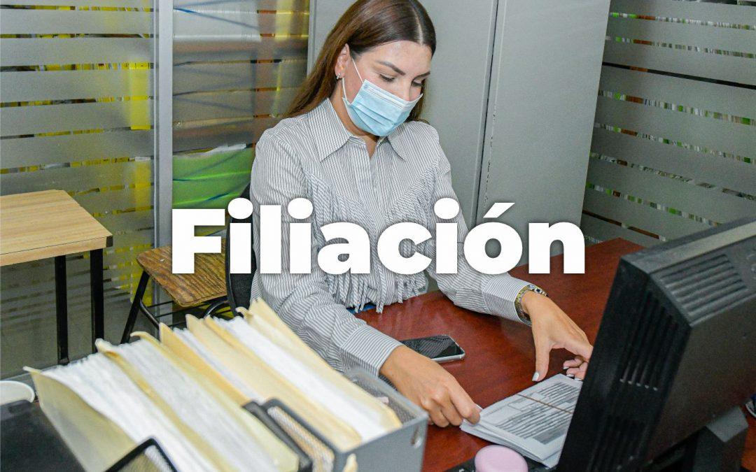 FILIACIÓN