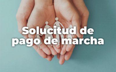 SOLICITUD DE PAGO DE MARCHA