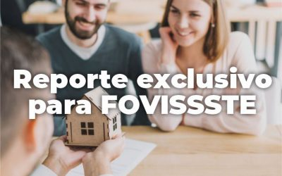 SOLICITUD PARA REPORTE EXCLUSIVO PARA FOVISSSTE
