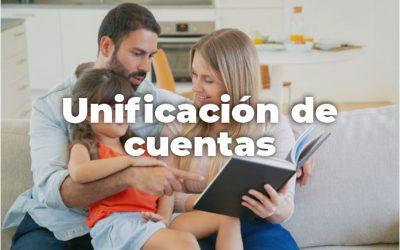 OFICIO PARA UNIFICACIÓN DE CUENTAS