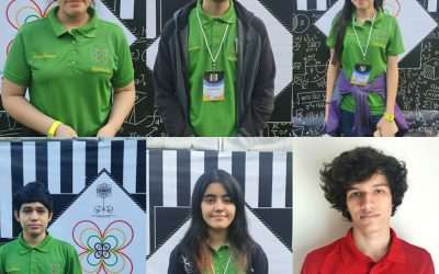 Jóvenes sinaloenses representan a México en Olimpiada Internacional de Matemáticas en Irán
