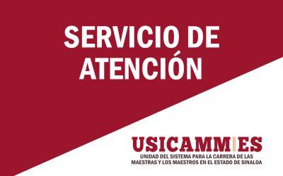 SERVICIO DE ATENCIÓN_USICAMMES