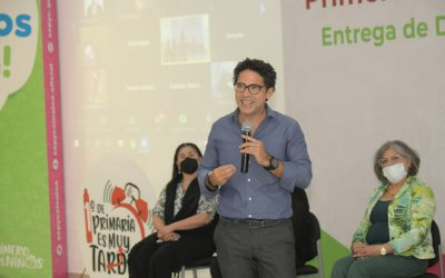 Sinaloa, ejemplo nacional en atención a la Primera Infancia