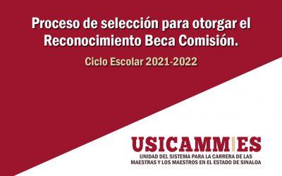 ANEXO_CONVOCATORIA BECA COMISIÓN 2021-2022