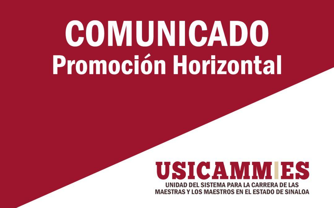 Proceso de selección para la Promoción Horizontal por Niveles con Incentivos en Educación Básica 2021