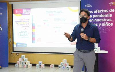 ¡La Escuela es solución! Estos son los efectos de la pandemia en las y los niños de Sinaloa